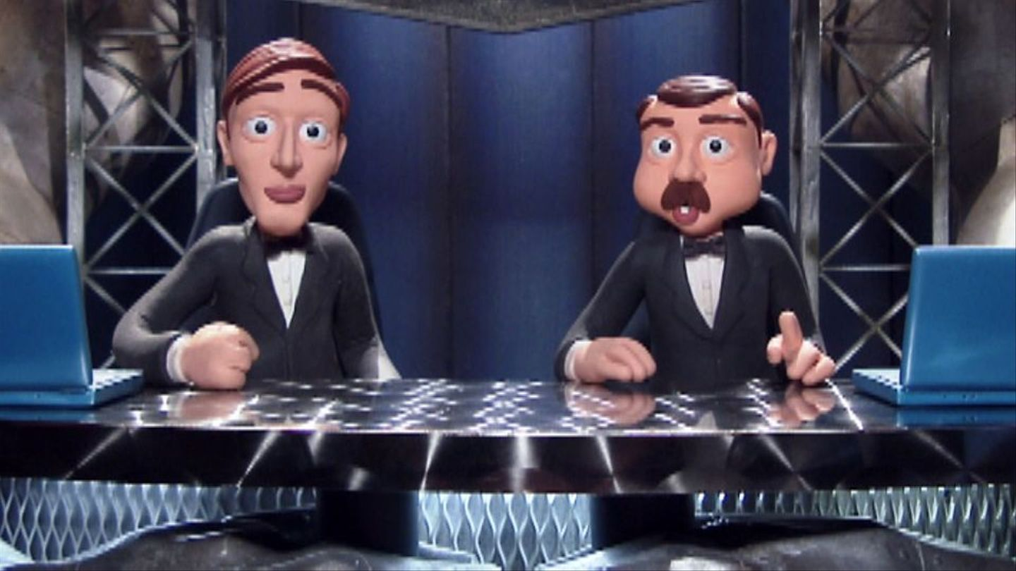 Talk:Celebrity Deathmatch/Archive 1 - Wikipedia
