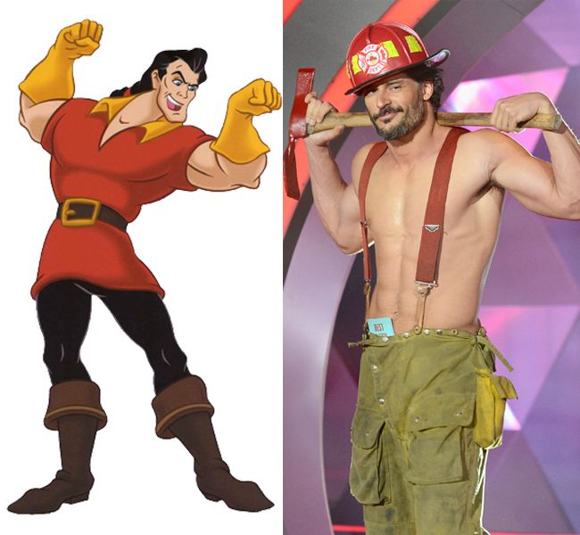 Disney Fairy Tale Male Characters
