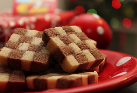 checker cookies