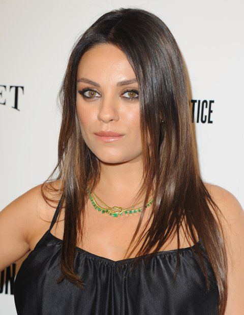 Mila at Third Person premiere