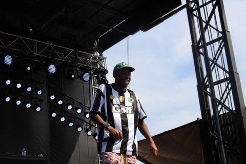 Tyler the Creator Governors Ball