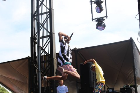 Tyler the Creator Governors Ball 2014