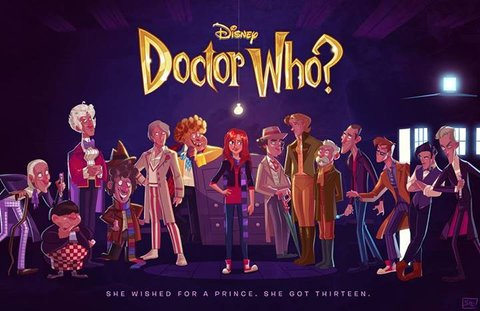 doctorwhodisney