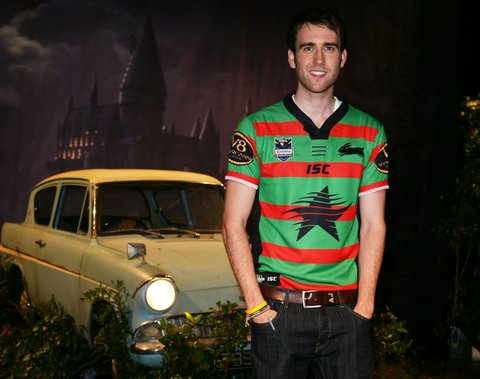 Matt Lewis Attends Harry Potter: The Exhibition - Preview