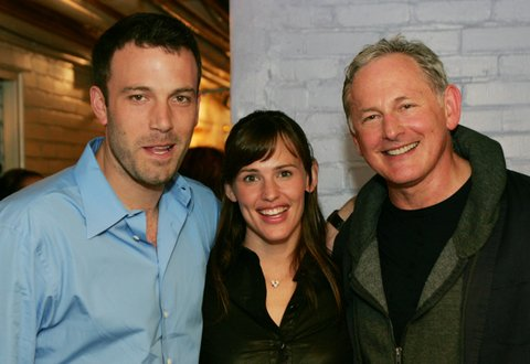 Ben Affleck, Jennifer Garner And Victor Garber