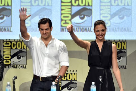 Warner Bros. Pictures Panel And Presentation - Comic-Con International 2014