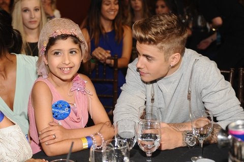 2014 Young Hollywood Awards Brought To You By Samsung Galaxy - Backstage And Audience