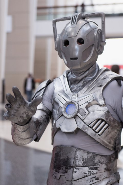 2014  Chicago Comic And Entertainment Expo - Day 3
