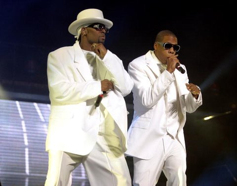 The Best Of Both Worlds Tour With Jay-Z And R. Kelly