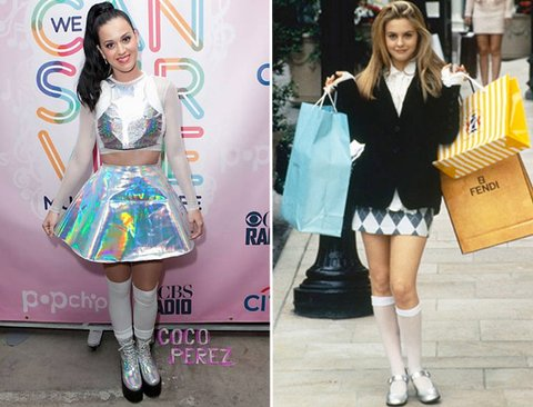 Katy Perry, Clueless