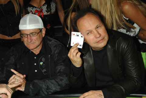 HBO & AEG Live's The Comedy Festival - 2nd Annual Comedy Cares Celebrity Poker Tournament - Inside