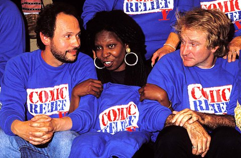 1992 HBO's Comic Relief