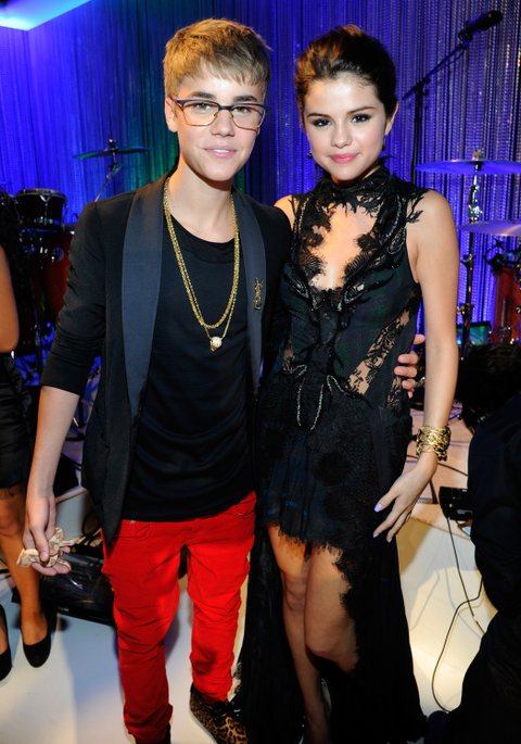 Britney And Justin, Katy And Russell: 21 Couples That Once ... Justin Bieber Selena Gomez 2009