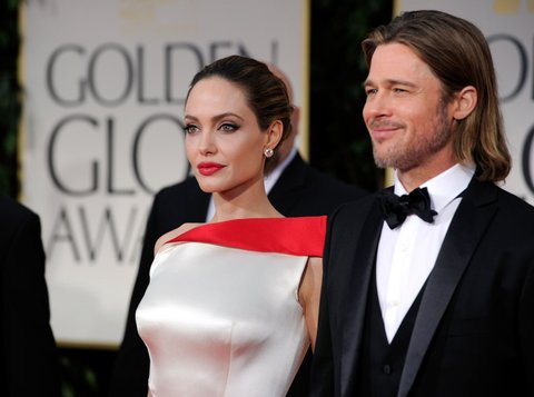 69th Annual Golden Globe Awards - Arrivals
