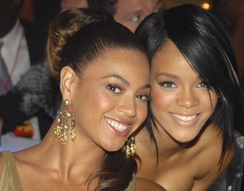 2007 MTV Video Music Awards - Audience and Backstage