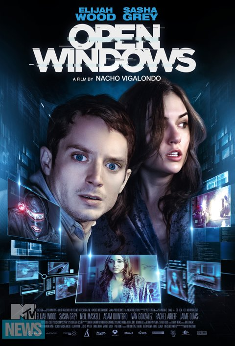 OPEN WINDOWS-ONE SHEET-MTV1
