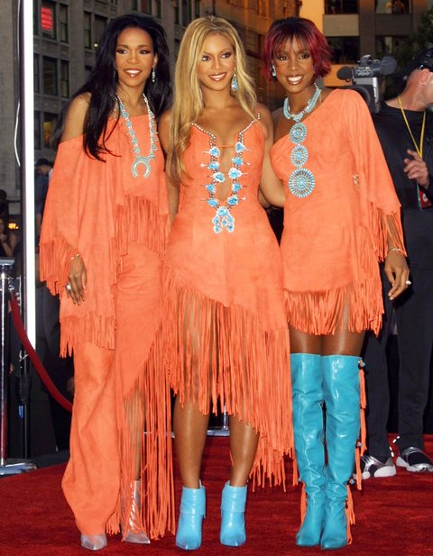 Destiny's Child, VMAs, Beyonce