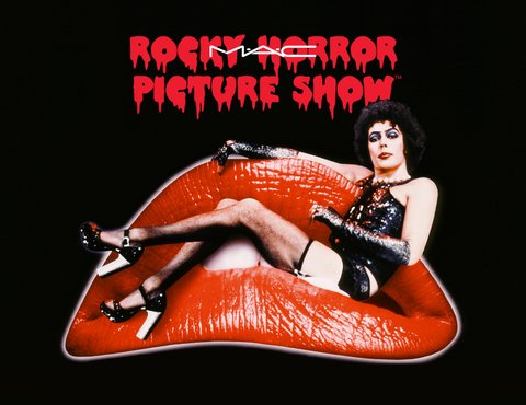 MAC x Rocky Horror collection