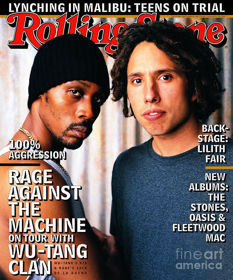 21 'Rolling Stone' Covers Featuring White Tanks (Including ...