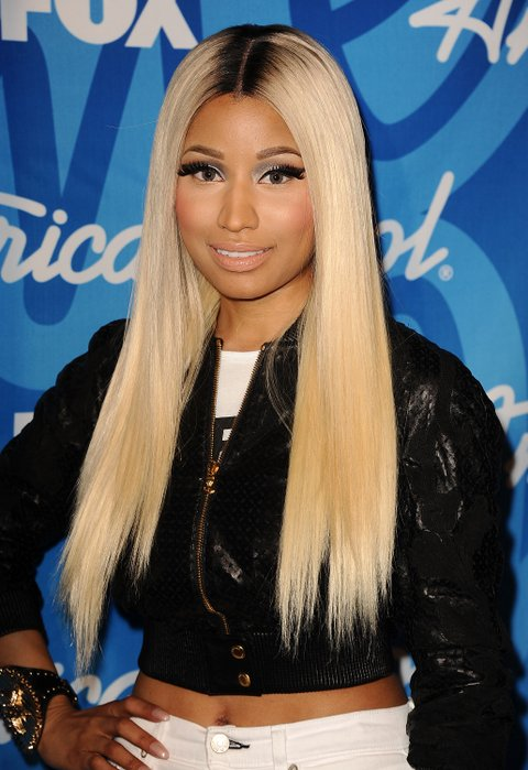 Vote Should Nicki Minaj Go Back To Blonde Mtv