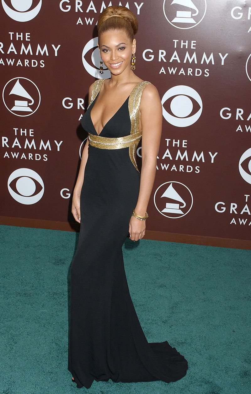 See Every Outfit Beyonce Has Ever Worn At The Grammys Mtv