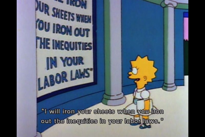 13 Times Lisa Simpson Was The Ultimate Feminist Icon - MTV  13 Times Lisa S...