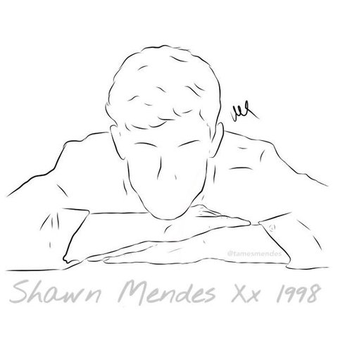 These 27 Shawn Mendes Drawings Will Impress You... Or ...