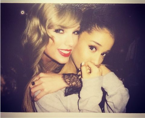 Taylor Swift Ariana Grande