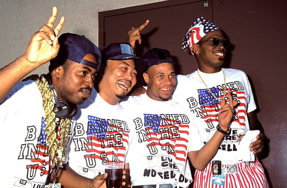 Luther Campbell, 2 Live Crew