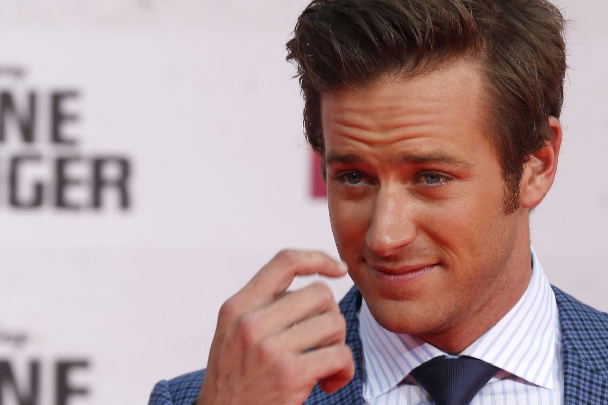 BERLIN, GERMANY - JULY 19: (EDITORS NOTE: Entertainment Online Subscriptions GLR Included) Armie Hammer attends the 'Lone Ranger' Berlin Premiere at Sony Centre on July 19, 2013 in Berlin, Germany. (Photo by Franziska Krug/Getty Images)