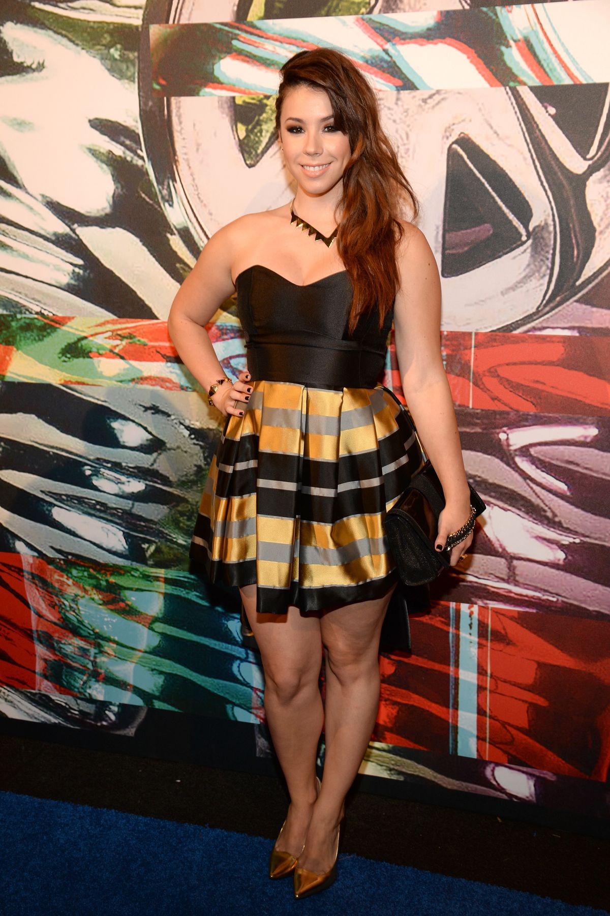 LOS ANGELES, CA - AUGUST 30: Jillian Rose Reed attends the 2015 MTV Video Music Awards at Microsoft Theater on August 30, 2015 in Los Angeles, California. (Photo by Kevin Mazur/WireImage)