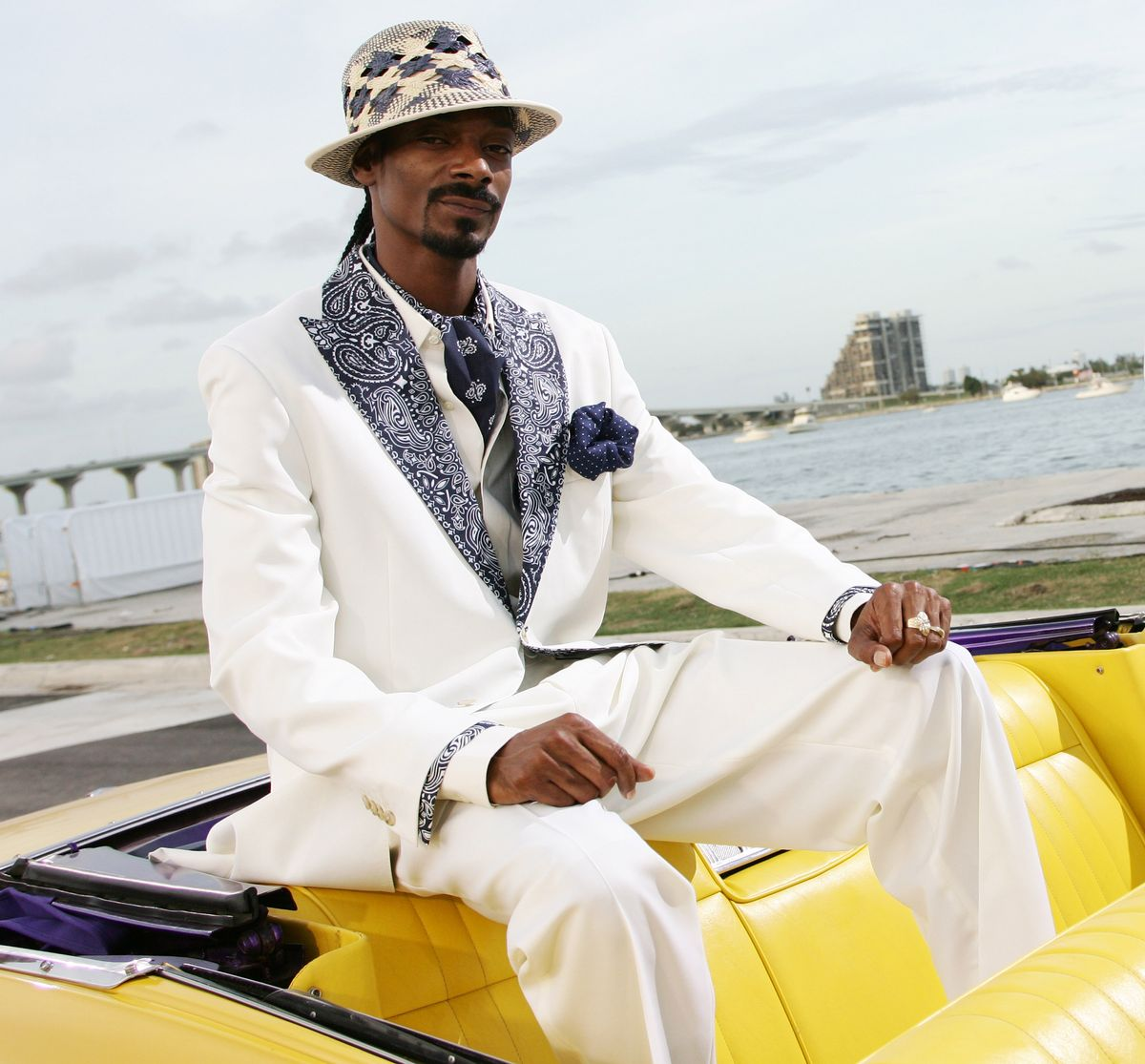 Snoop Dogg (Photo by Jason Squires/WireImage)