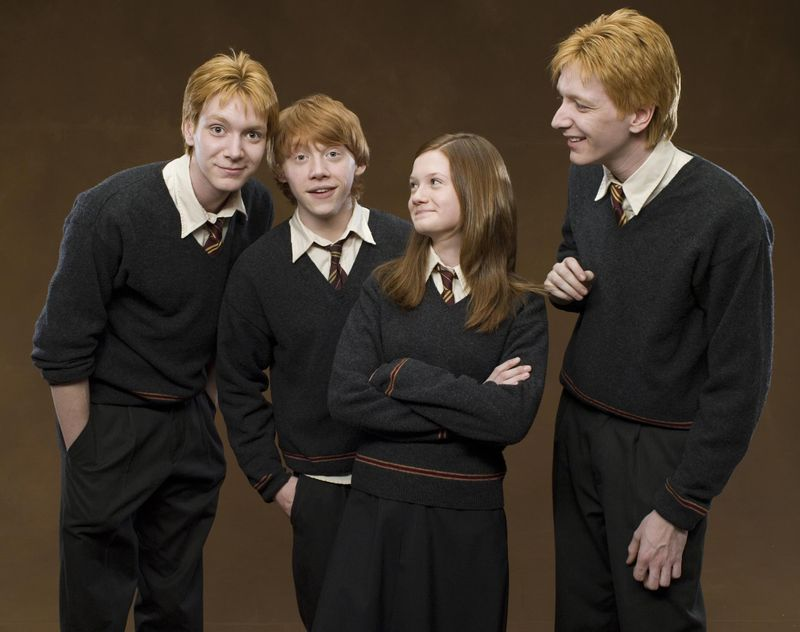 """11 Times We Fell In Love With """"Harry Potter's"""" Ron Weasley ..."""
