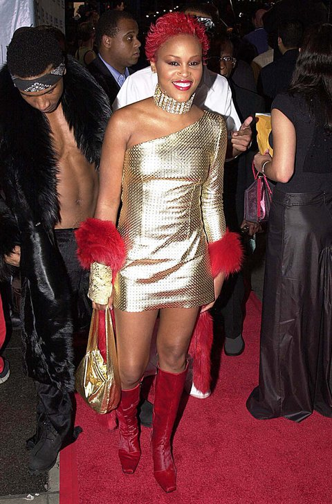 This Is What The VMA R...R Kelly And Aaliyah