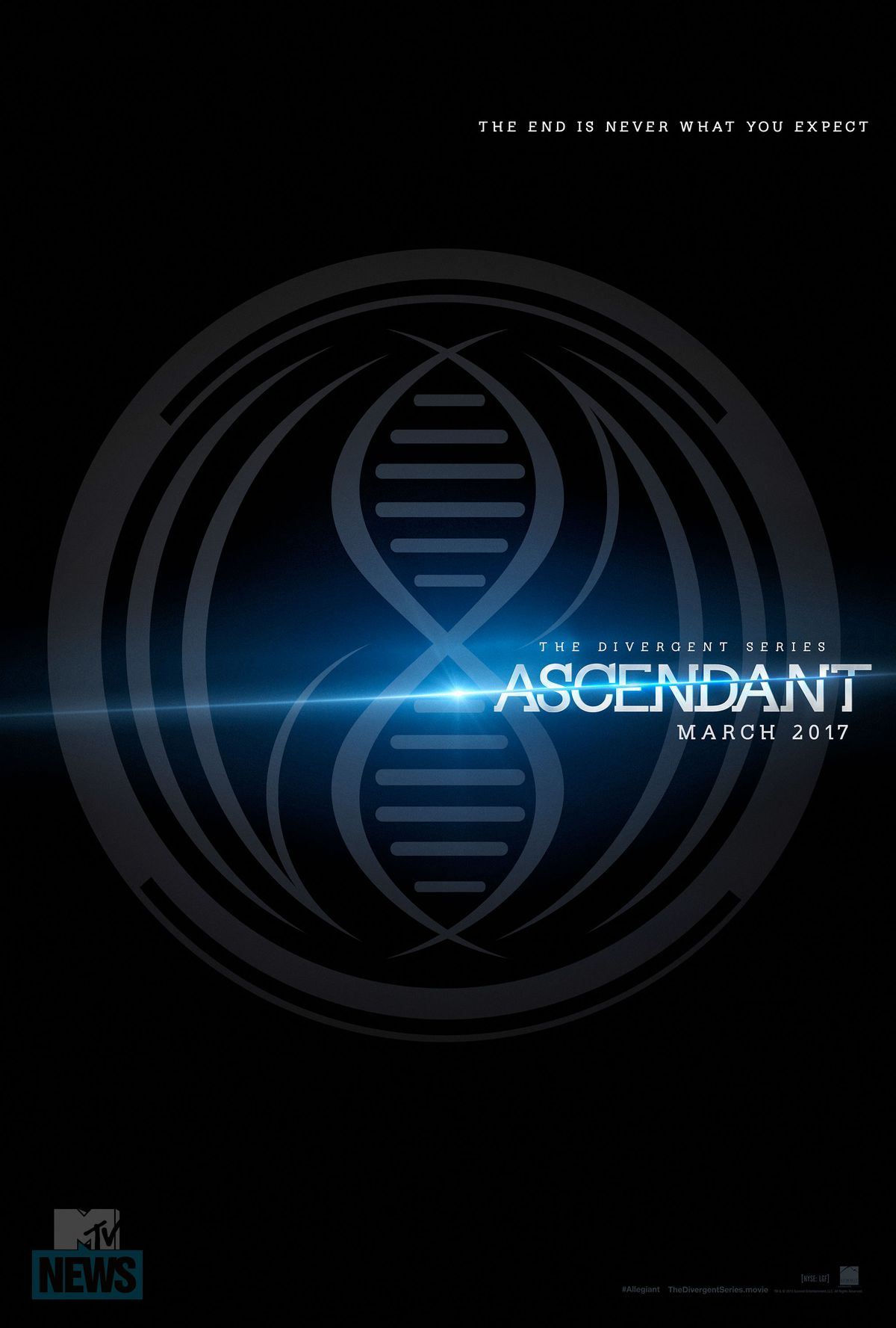 The Divergent Series: Ascendant Logo