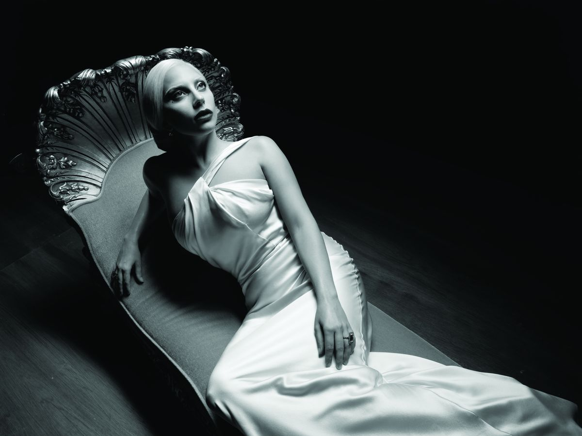 AMERICAN HORROR STORY: HOTEL -- Pictured: Lady Gaga as The Countess. CR: Frank Ockenfels/FX