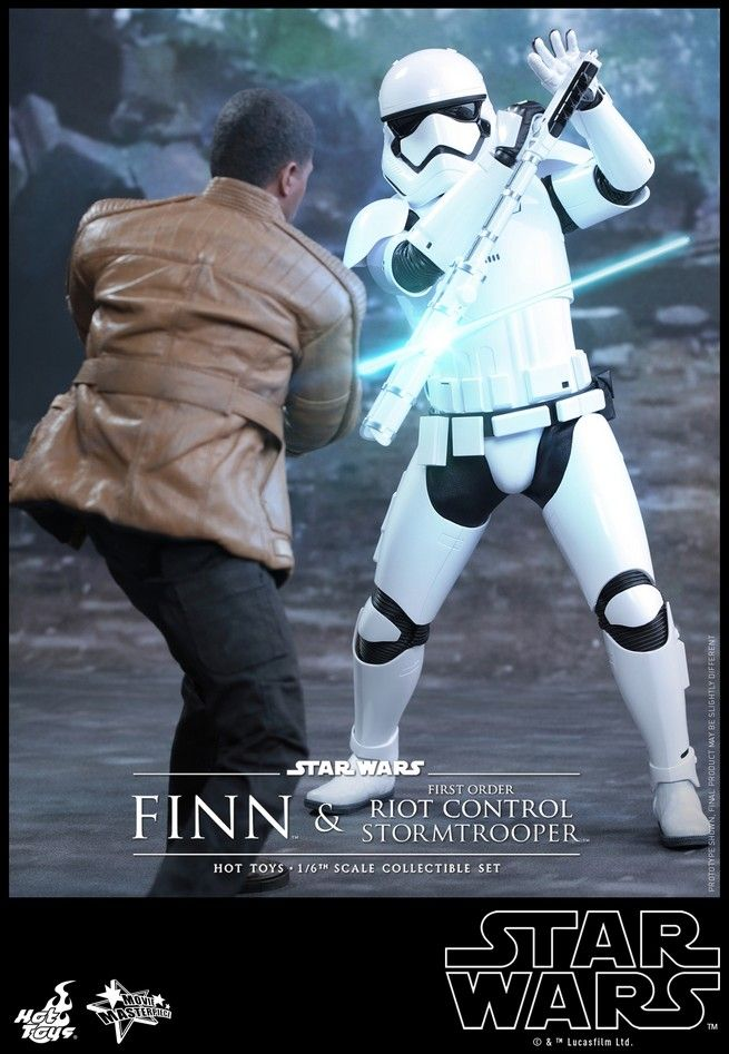 That Force Awakens Stormtrooper Who Calls Finn Traitor