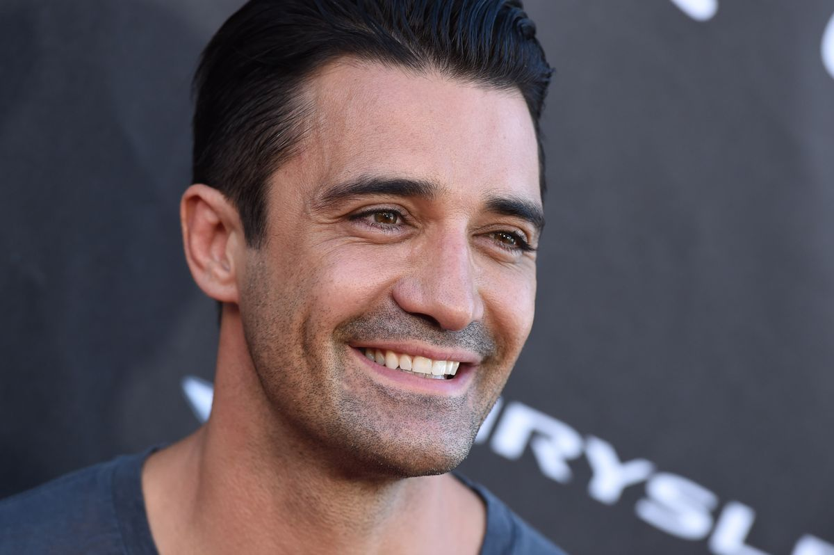 HOLLYWOOD, CA - OCTOBER 06: Actor Gilles Marini arrives at the Los Angeles Premiere of 'Alexander And The Terrible, Horrible, No Good, Very Bad Day' at the El Capitan Theatre on October 6, 2014 in Hollywood, California. (Photo by Axelle/Bauer-Griffin/FilmMagic)