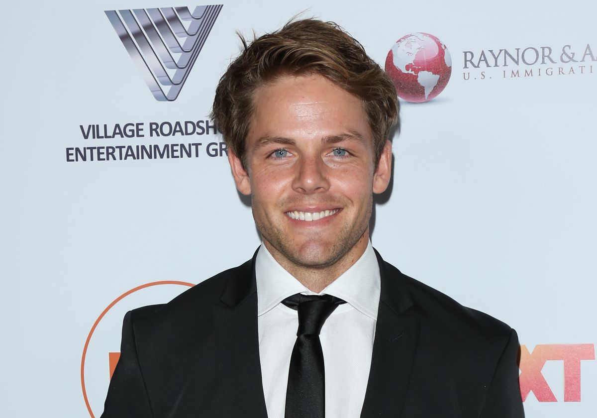 CENTURY CITY, CA - OCTOBER 25: Actor Lachlan Buchanan attends the 4th Annual Australians In Film Awards, Benefit Dinner and Gala at The InterContinental Hotel on October 25, 2015 in Century City, California. (Photo by Paul Archuleta/FilmMagic)