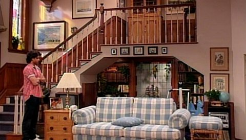 Full House Living Room