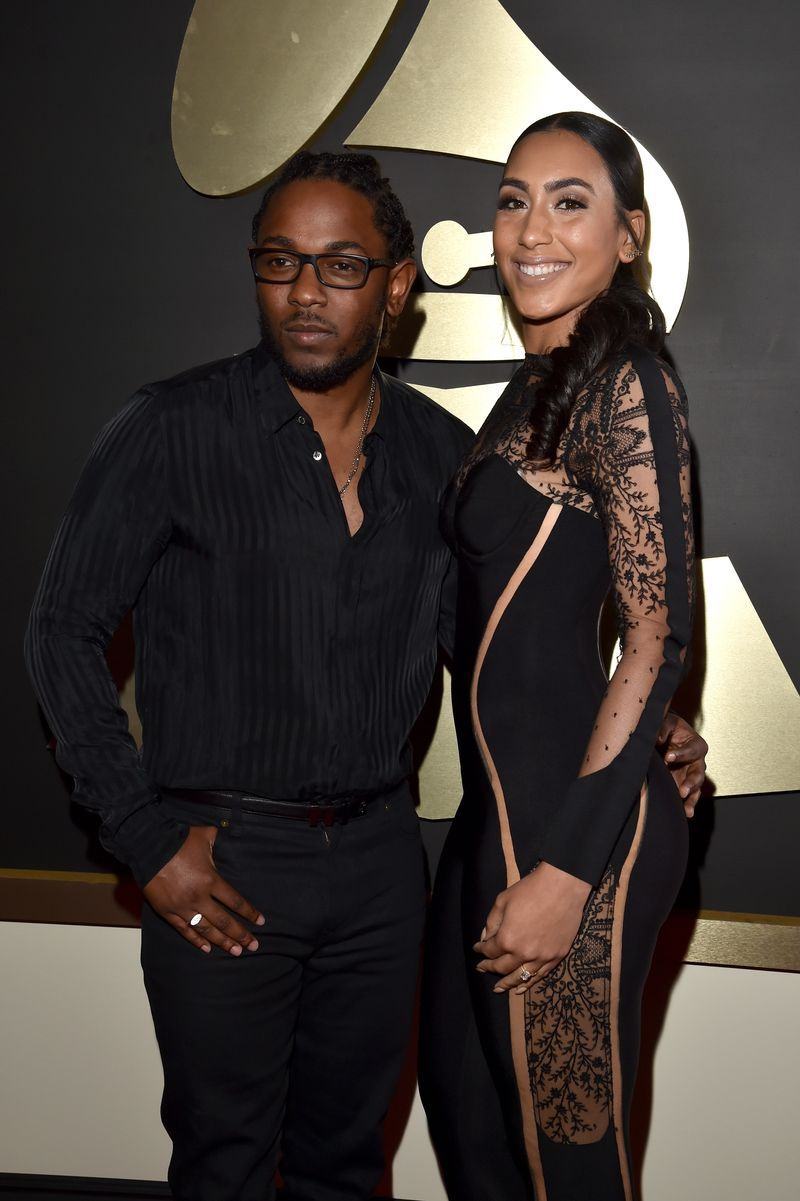 13 Picture-Perfect Grammys Couples Who Slayed The Red ...