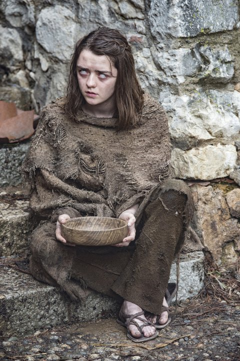 arya game of thrones