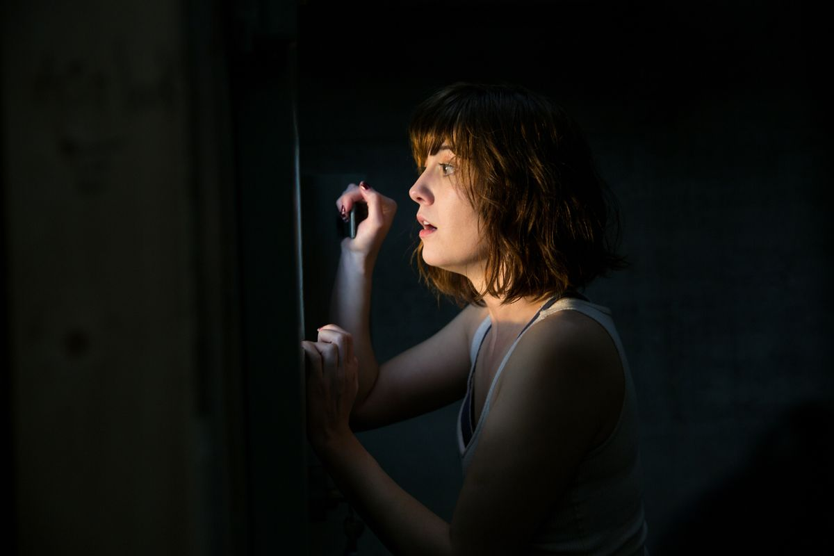 Mary Elizabeth Winstead as Michelle in 10 CLOVERFIELD LANE; by Paramount Pictures