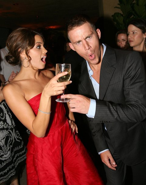 14 Photos Of Channing Tatum And Jenna Dewan-Tatum Through ...