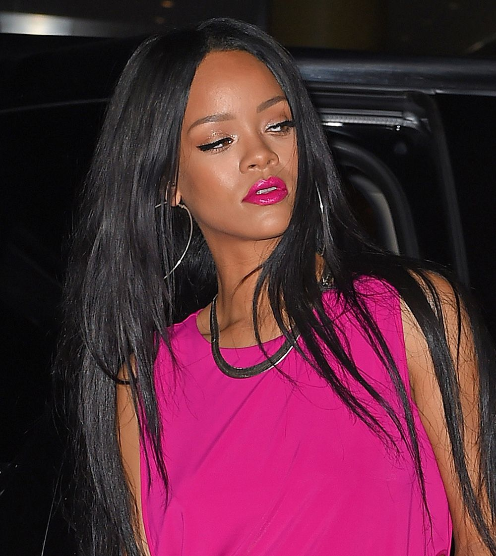 Gallery For gt Rihanna Sheer Top Red Carpet