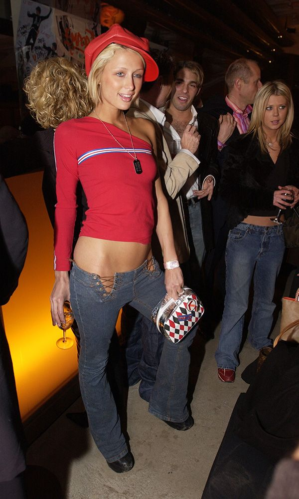 The Lowest Of The Low: A Collection Of Paris Hilton's Pants - MTV