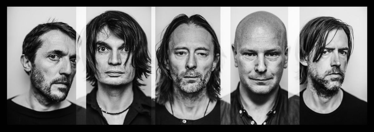 Radiohead's <em>A Moon Shaped Pool</em> calls on freaky sounds and nocturnal frequencies.