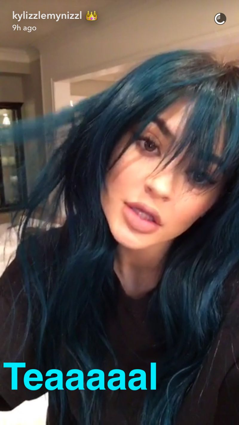 Kylie Jenner Just Brought Back One Of Her Trademark Hair