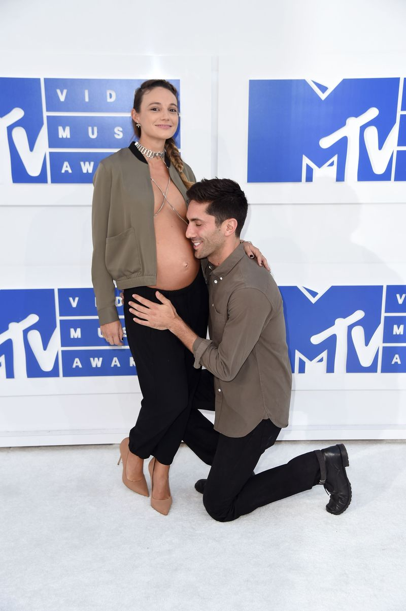 Image result for vma white carpet