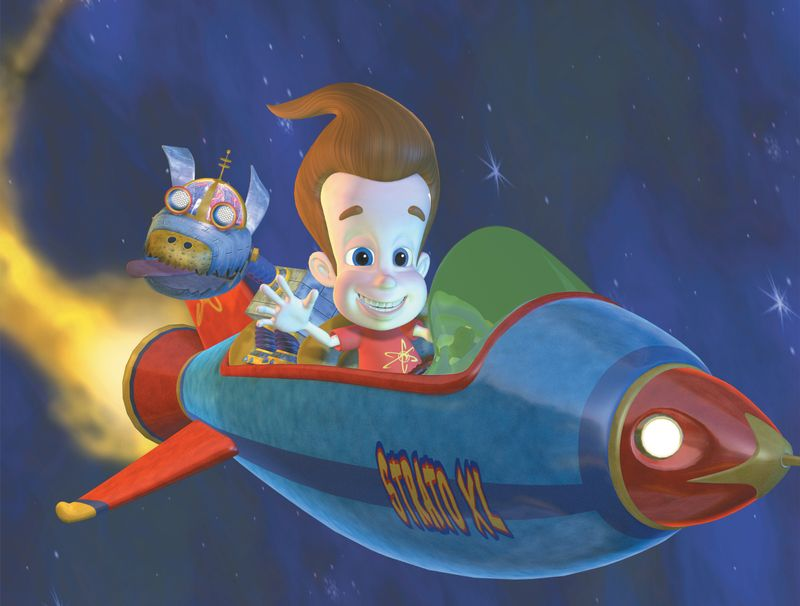 How Jimmy Neutron Went From A Childhood Nickname To A